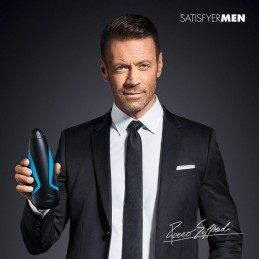 SATISFYER - MEN MASTURBATOR