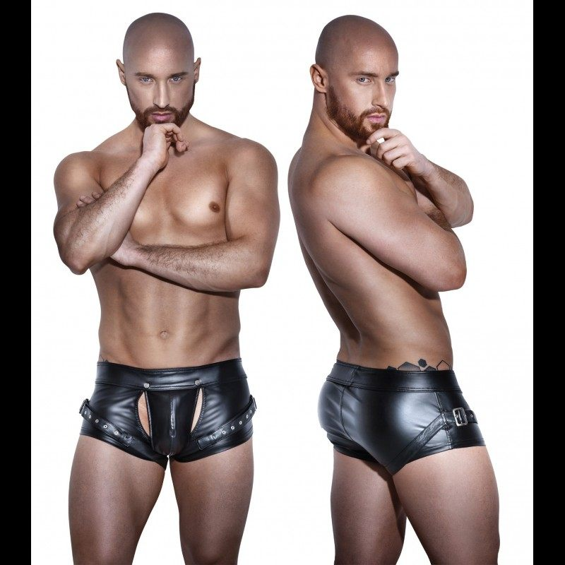 POWERWETLOOK EASY ACCESS SHORTS WITH HARNESS