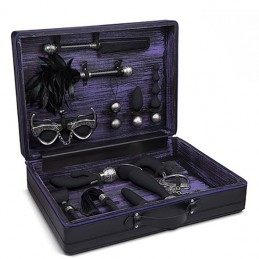 LELO - ANNIVERSARY COLLECTION SUITCASE BLACK