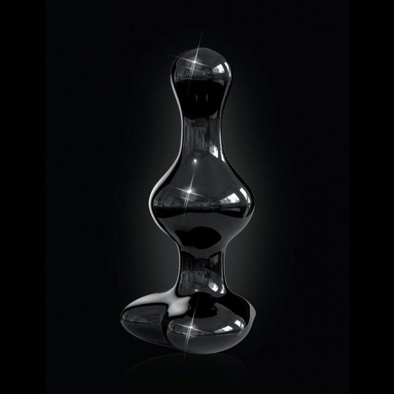 ICICLES NO 74 ANAL GLASS DILDO