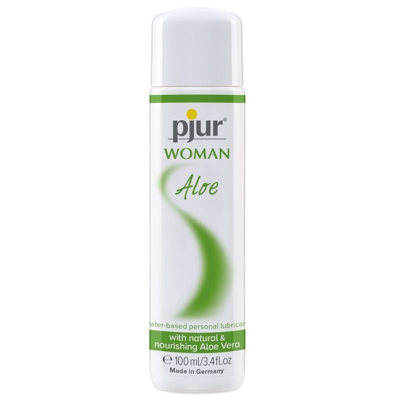 PJUR - WOMAN ALOE WATERBASED LUBRICANT