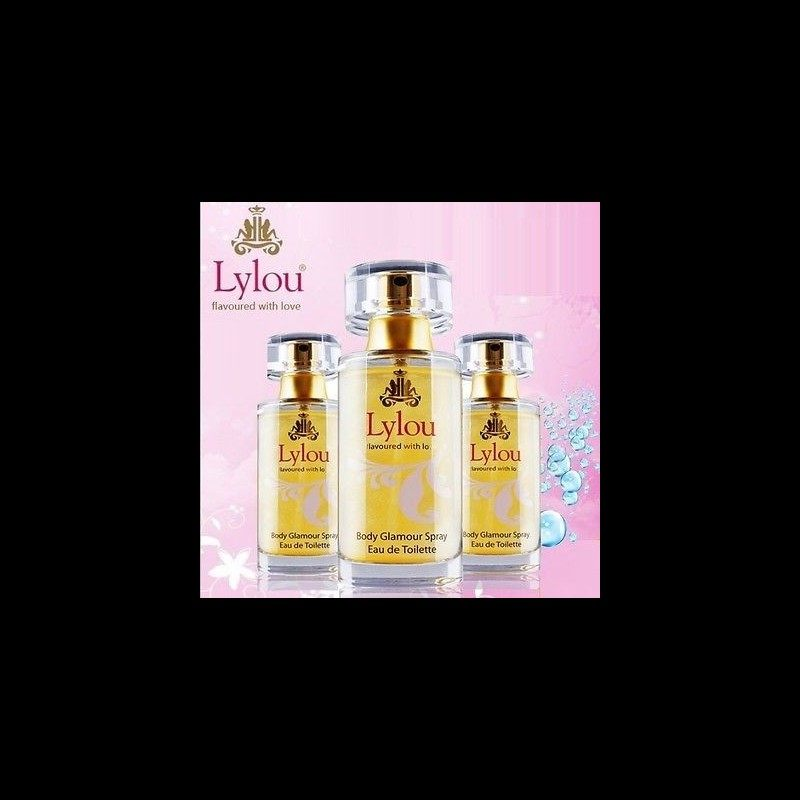 LYLOU - BODY GLAMOUR SPRAY EAU DE TOILETTE