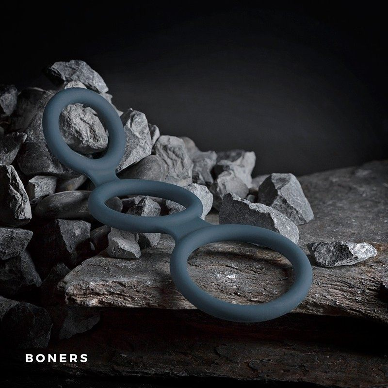 BONERS - TRIPLE COCK RING
