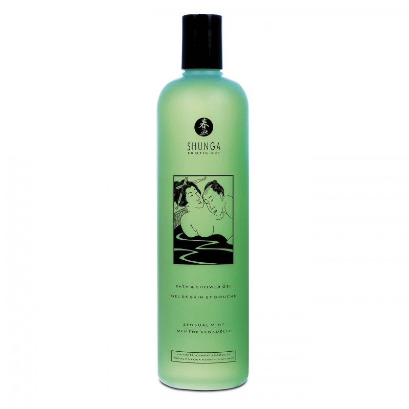SHUNGA - DUŠIGEEL SENSUAL MINT / EXOTIC FRUITS 500 ML