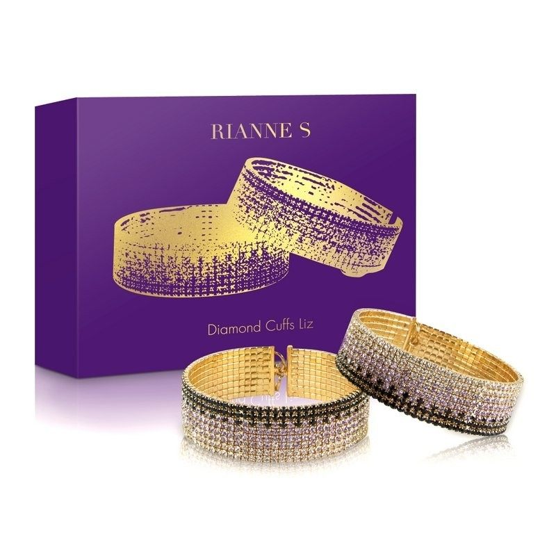 RIANNE S - ICONS - DIAMOND HANDCUFFS LIZ
