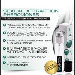SEXUAL ATTRACTION PHEROMONES MAN FORMULA 15ML
