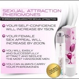 SEXUAL ATRACTION PHEROMEONES WOMAN FORMULA 15 ML