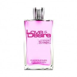 LOVE & DESIRE FOR HER - PHEROMONES WITH PERFUME 100 ML