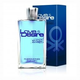 LOVE&DESIRE PHEROMONES FOR MEN 100 ML