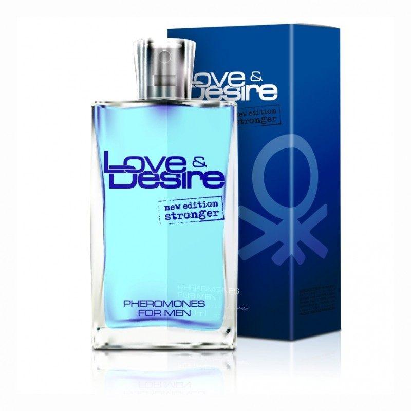 LOVE&DESIRE PHEROMONES FOR MEN 100 ML