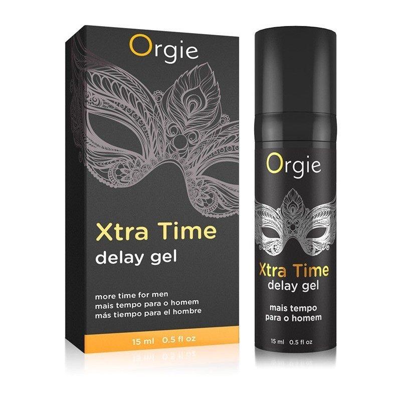 ORGIE - XTRA TIME DELAY GEL 15 ML