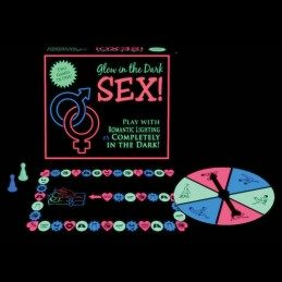 KHEPER GAMES - GLOW-IN-THE-DARK SEX