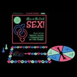KHEPER GAMES - GLOW-IN-THE-DARK SEX