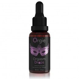 ORGIE - ORGASM DROPS ERUTAVAD TILGAD