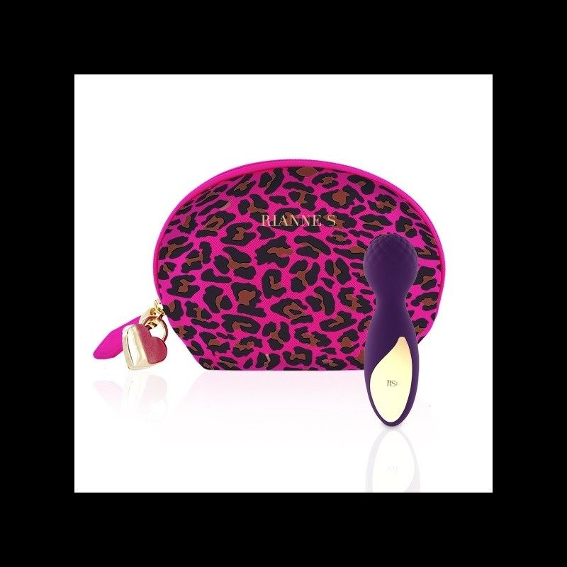 RS - ESSENTIALS - LOVELY LEOPARD MINI WAND