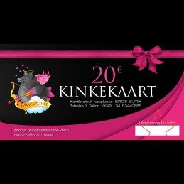 Eros Butiik Gift Card 20/30 EUR