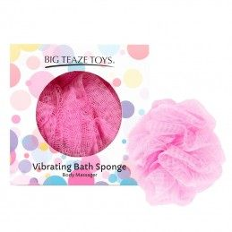 BIG TEAZE TOYS - BATH SPONGE VIBRATING