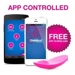 OHMIBOD - LIGHTSHOW MASSAGER