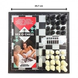 SEX-O-CHESS - THE EROTIC CHESS GAME