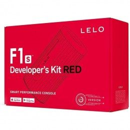 LELO - F1S DEVELOPERS KIT RED SEKSLELU MEESTELE