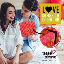VALENTINE ADVENT CALENDAR 24 ROMANTIC CHALLENGES