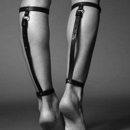 BIJOUX INDISCRETS - MAZE BACK LEG GARTER