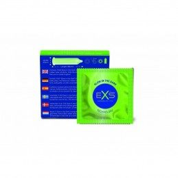 EXS GLOW CONDOMS 3 PACK