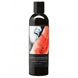 EARTHLY BODY - WATERMELON EDIBLE MASSAGE OIL