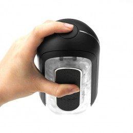 TENGA - FLIP ZERO 0 BLACK ELECTRONIC VIBRATION