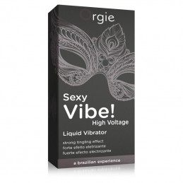 ORGIE - SEXY VIBE! HIGH VOLTAGE GEL