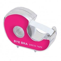 BYE BRA - DRESS TAPE WITH DISPENSER 3 METERS