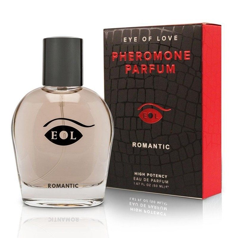 EOL - ROMANTIC PHEROMONES PERFUME FOR MEN 50ML