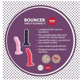 FUN FACTORY - BOUNCER SHAKE DILDO