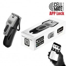 CELLMATE - CHASTITY CAGE APP CONTROLLED
