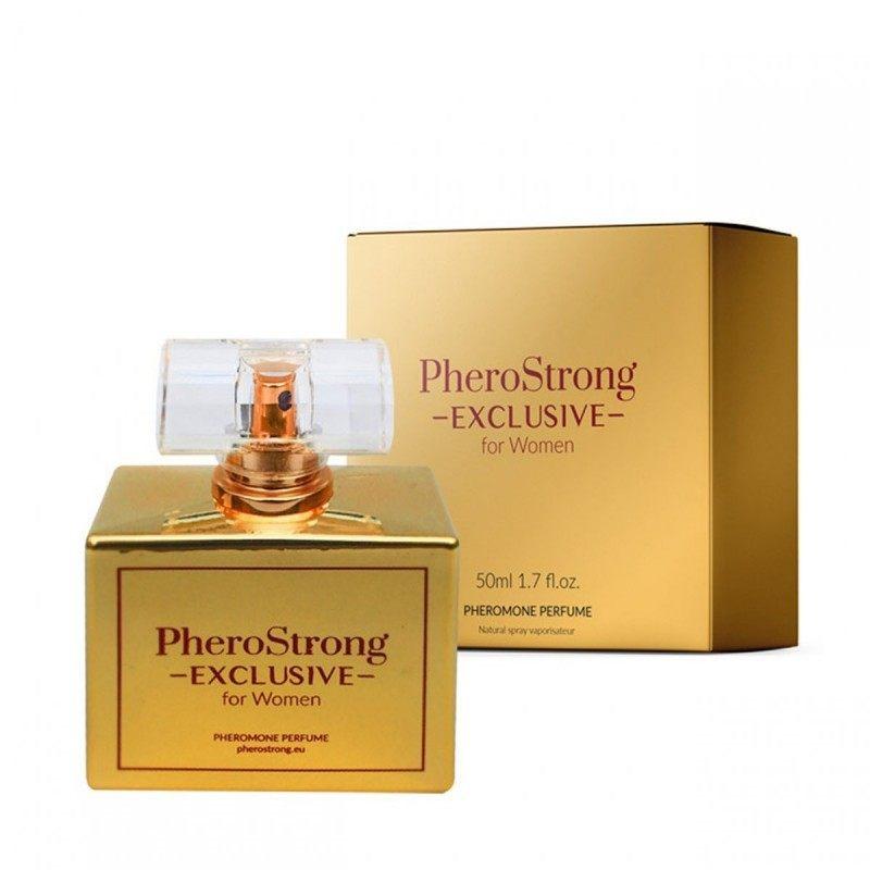PHEROSTRONG EXCLUSIVE FOR WOMEN PHEROMONE PERFUME 50ML