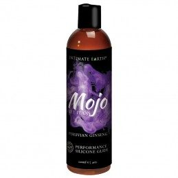 INTIMATE EARTH - MOJO PERUVIAN GINSENG SILICONE PERFORMANCE GLIDE