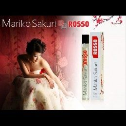 MARIKO SAKURI ROSSO 15ml EDP POUR FEMME PHEROMONES for WOMEN attract men