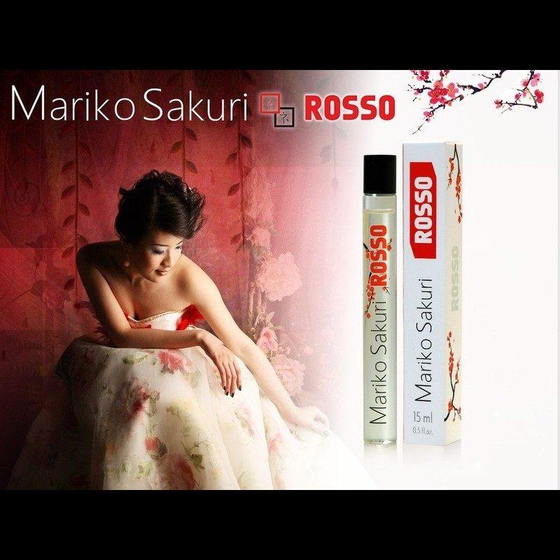 MARIKO SAKURI ROSSO 15ml EDP POUR FEMME PHEROMONES for WOMEN attract men