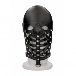 PAIN - LEATHER BDSM MASK