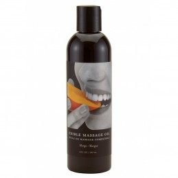 EARTHLY BODY - MANGO EDIBLE MASSAGE OIL