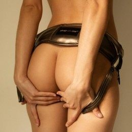 Buy STRAP-ON-ME - DESIROUS LEATHERETTE HARNESS ONE SIZE with the best price
