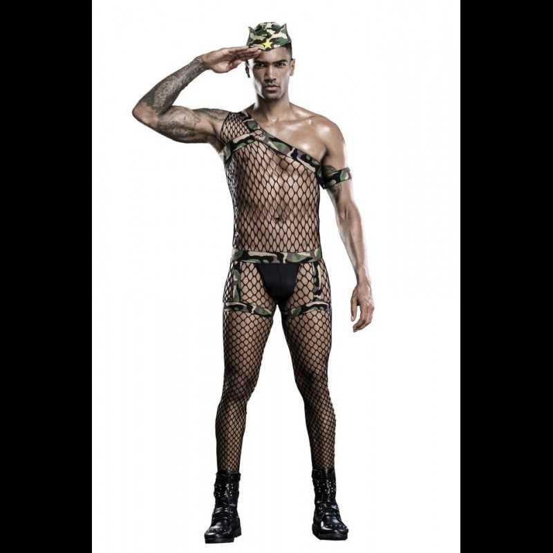 ARMY COSTUME FOR MEN ROLEPLAY