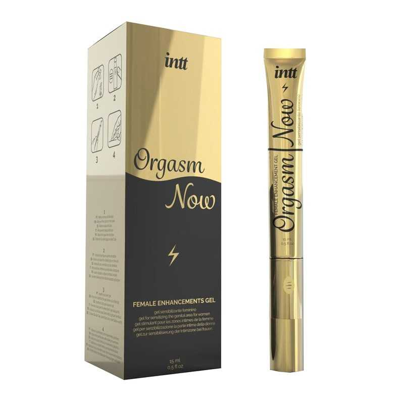Buy INTT - ORGASM NOW AROUSAL GEL 15ML with the best price