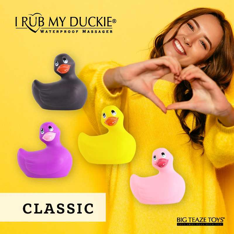 Buy I RUB MY DUCKIE 2.0   CLASSIC with the best price