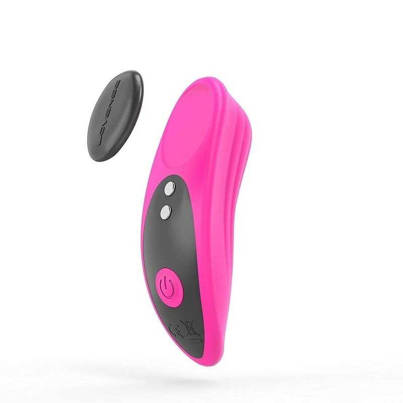 Buy LOVENSE - FERRI REMOTE CONTROLLED PANTY VIBRATOR with the best price