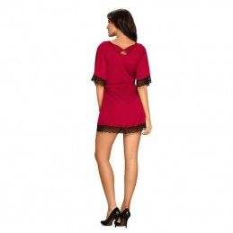 Buy OBSESSIVE - SENSUELIA ROBE RED with the best price