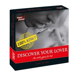 DISCOVER YOUR LOVER 100%...