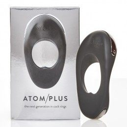 Buy HOT OCTOPUSS - ATOM PLUS COCK RING BLACK with the best price