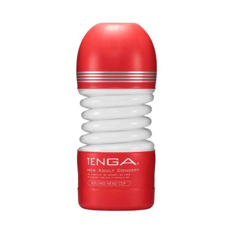 Osta parima hinnaga TENGA - ROLLING HEAD CUP MASTURBAATOR - MASTURBAATORID
