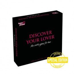 Osta parima hinnaga TEASE & PLEASE - DISCOVER YOUR LOVER SPECIAL EDITION - MÄNGUD 18+
